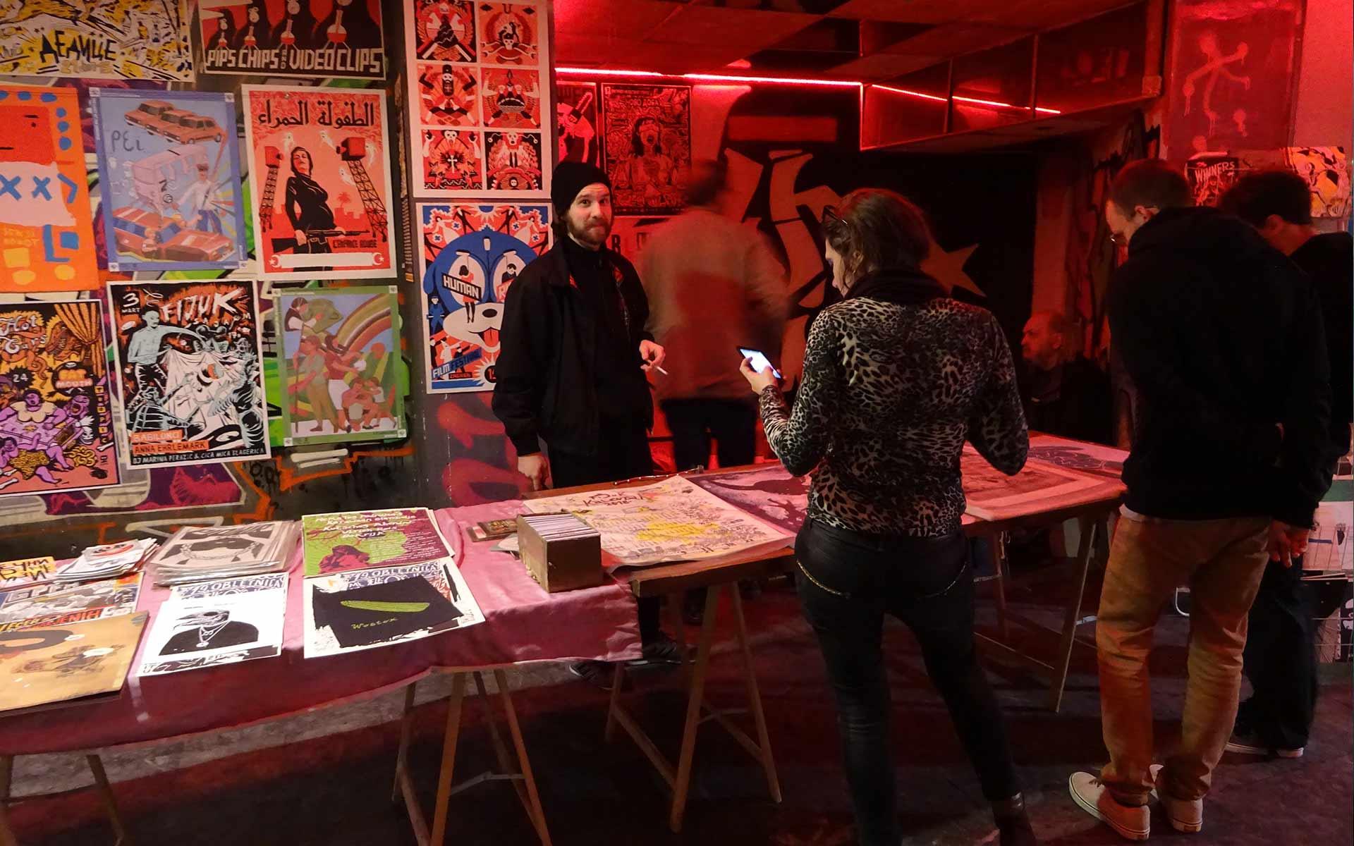 Silkscreen prints / Books & Posters / Originals